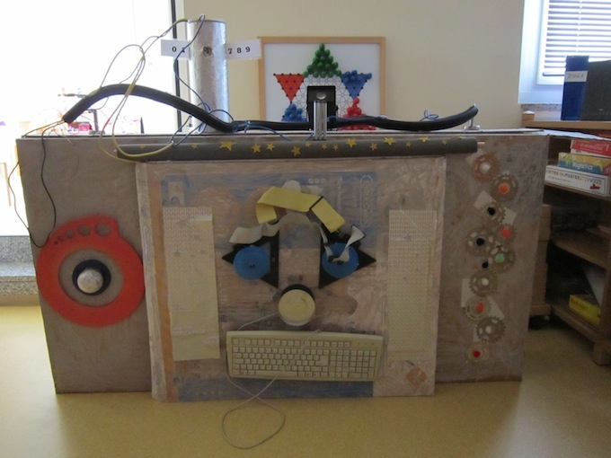 Zeitmaschine Bauen