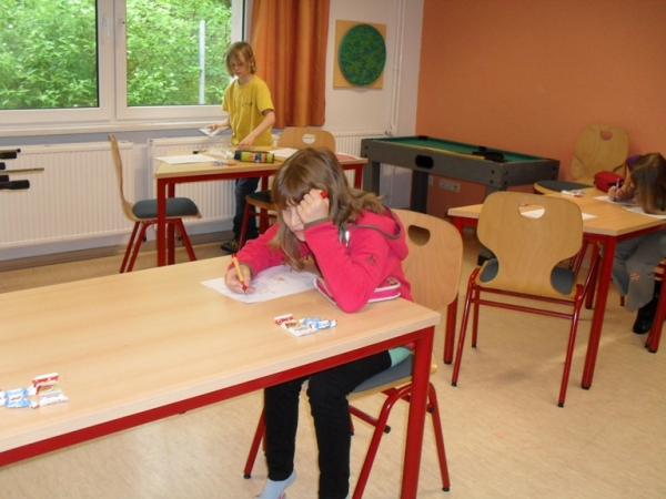 Mathe-Camp in Bennewitz